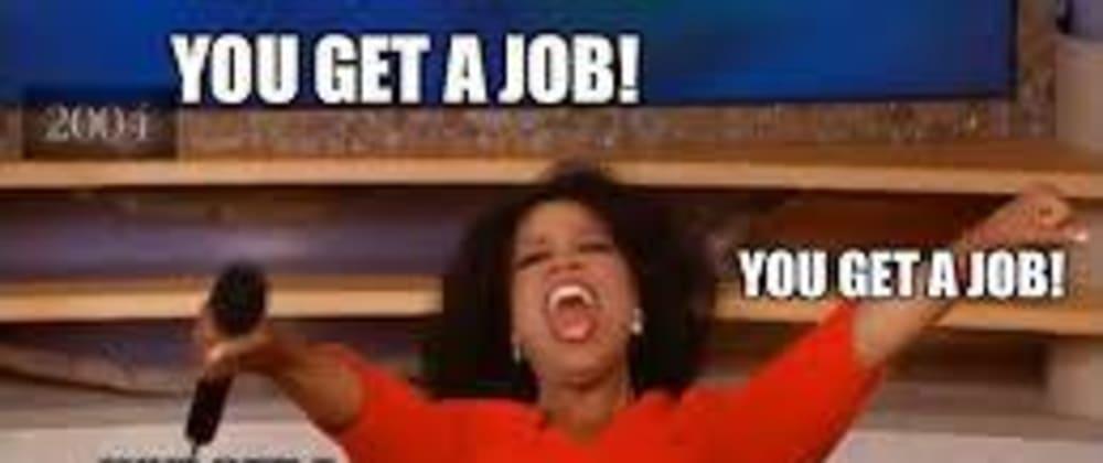 Cover image for Getting a Job via Career Fair
