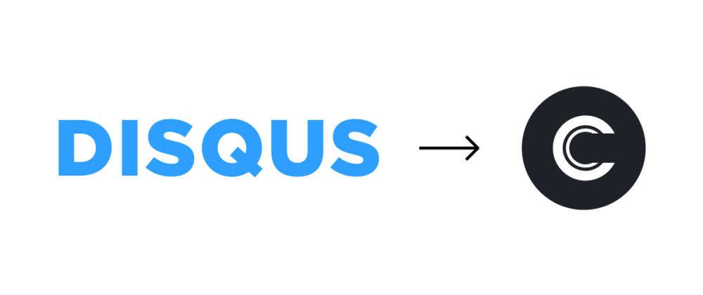 Cover image for Why I Replaced Disqus and You Should Too