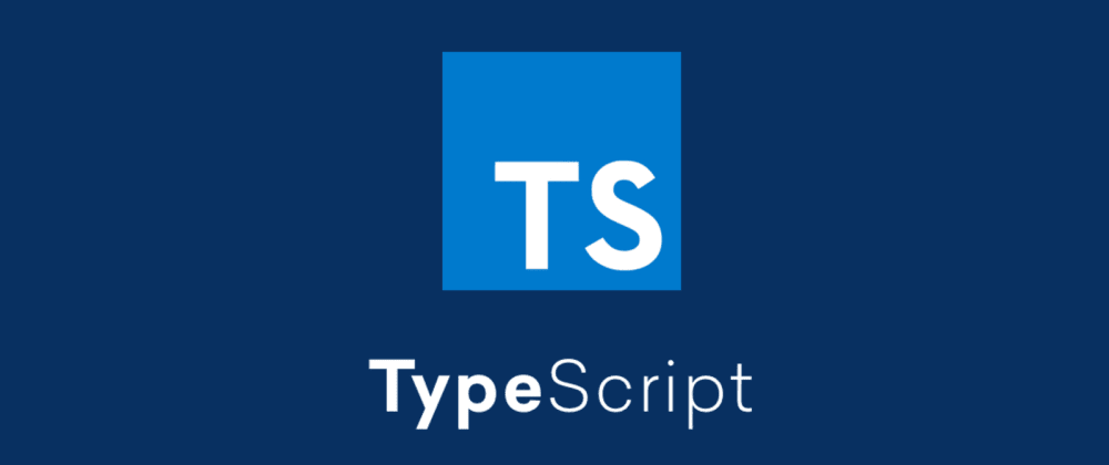 Cover image for Your first Introduction to TypeScript