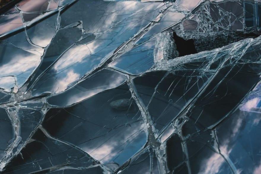 Broken Glass, metaphor to broken rules