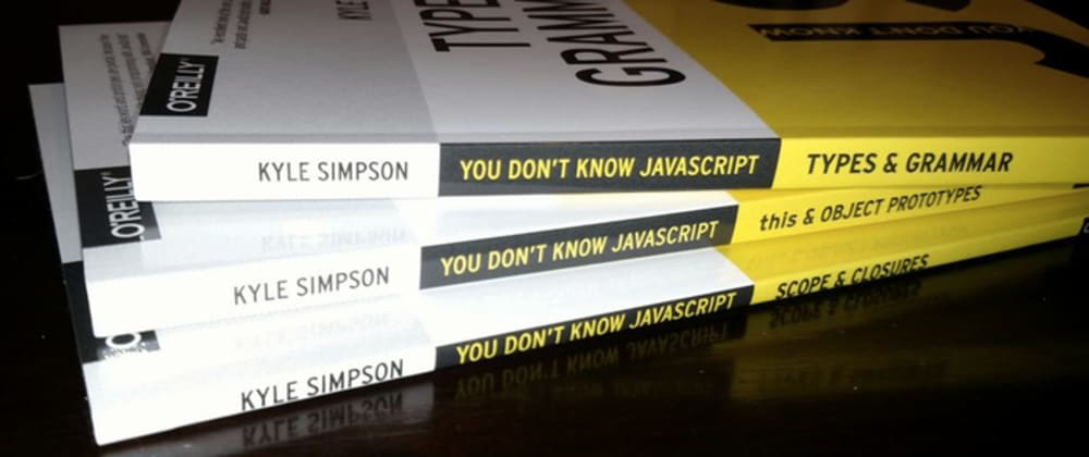Cover image for The Must-Read Javascript Book of 2020 is Free