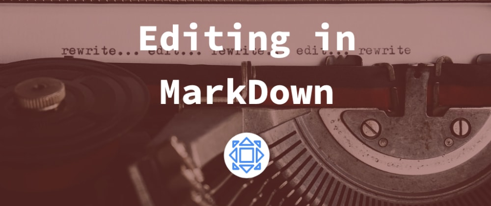 Cover image for Different Markdown Editors, And Why I Use Ulysses
