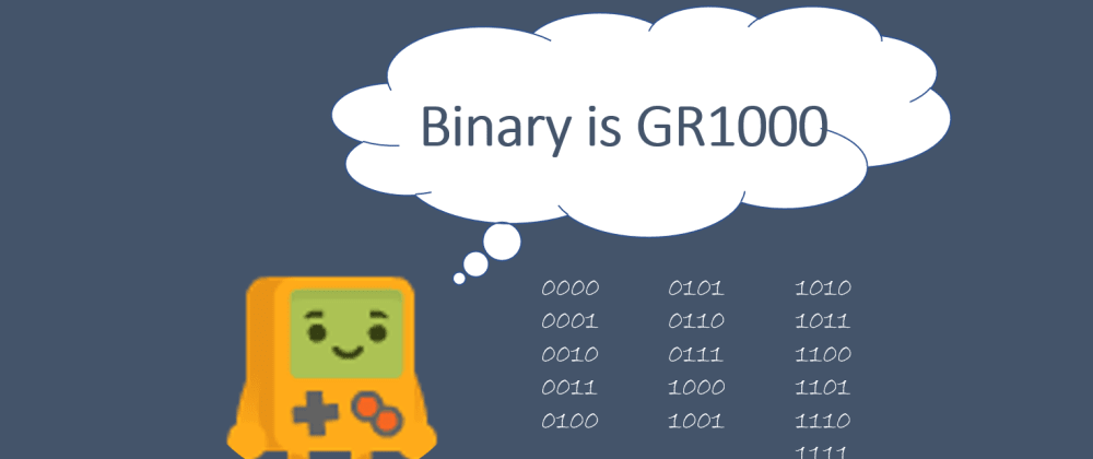 Cover image for The single thing about binary that every developer should know about – No excuse