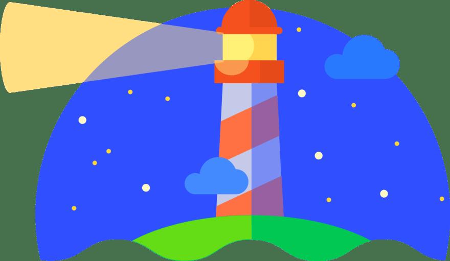Logo do lighthouse