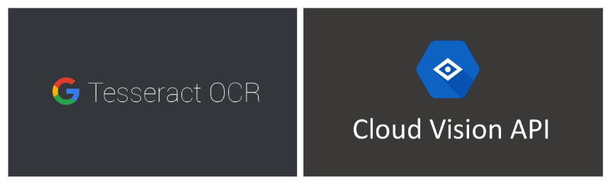 Tested locally on Tesseract 4.0 and remotely on Google's Cloud Vision OCR