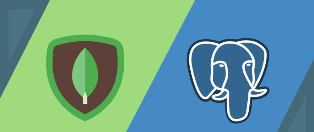Cover image for MongoDB vs PostgreSQL: what to consider when choosing a database