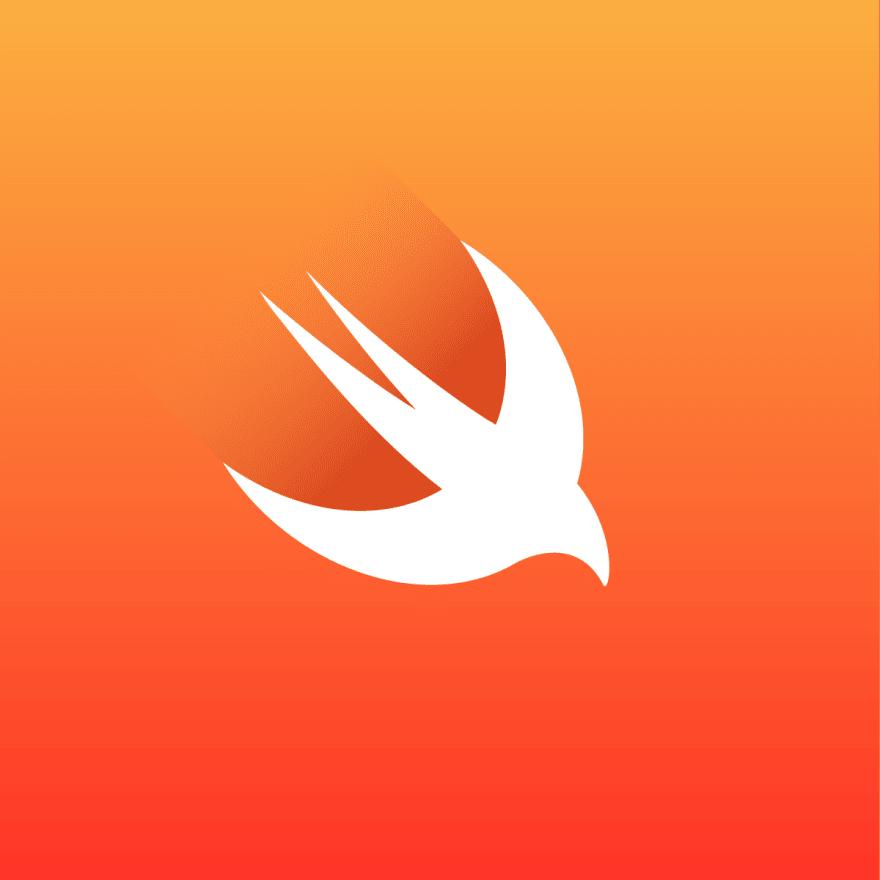 SWIFT programming language logo
