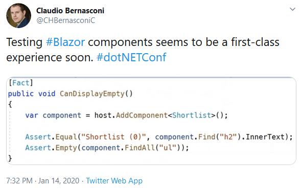 blazor-unit-test-tweet