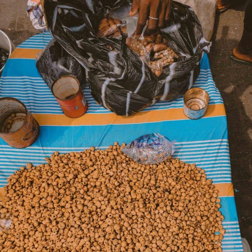Buying Tigernuts