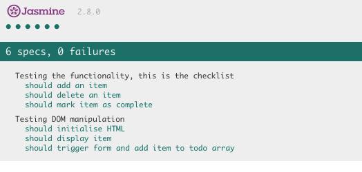 Unit testing with vanilla JavaScript: The very basics - DEV
