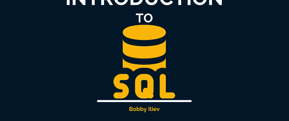 Cover image for Opensource Introduction to SQL eBook 💡