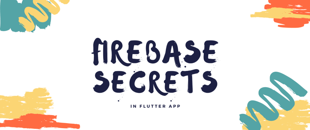 Cover image for Firebase secrets in GitHub actions (Case Study)