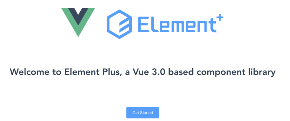 Cover image for 🎉 Element UI for Vue 3.0 is coming!