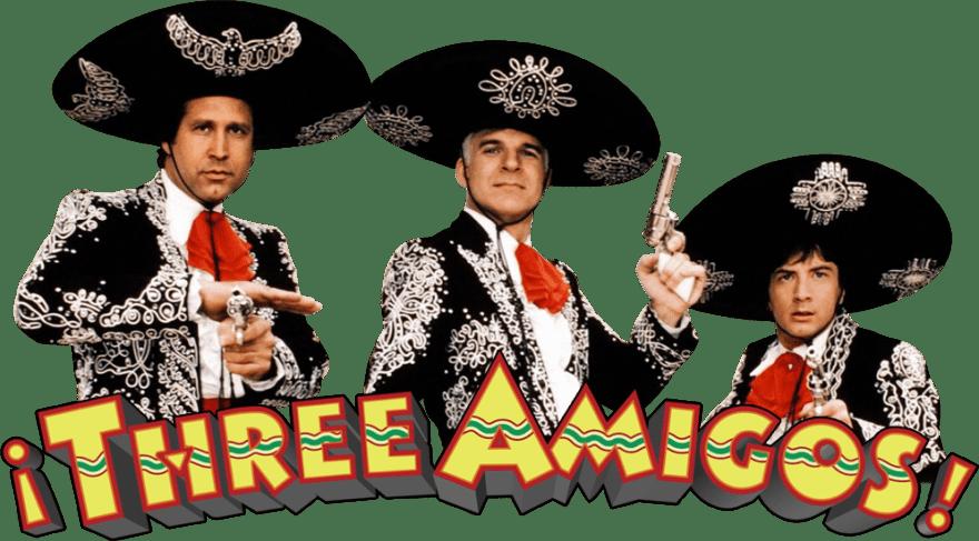 Image: Three Amigos