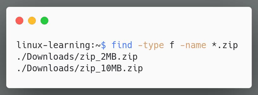 find-zip-files