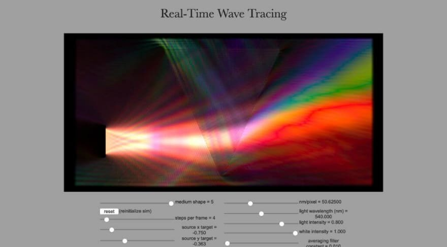 Real-Time Wave Tracing