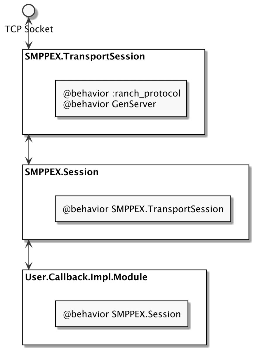 SMPPEX Scheme