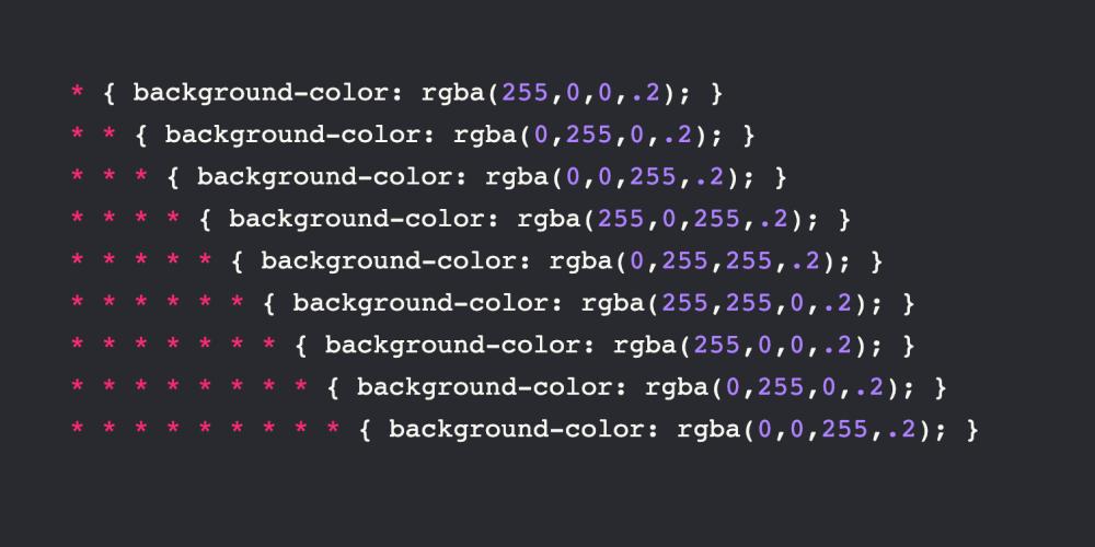 My favorite CSS hack