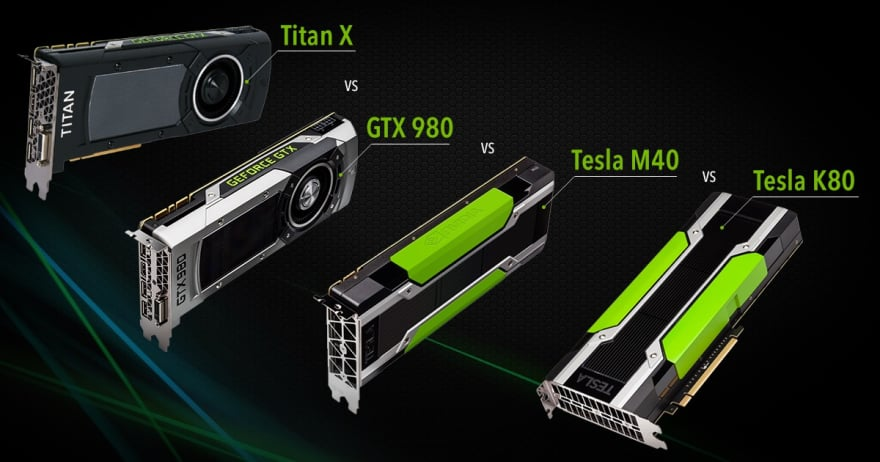 NVIDIA GPUs for Deep Learning