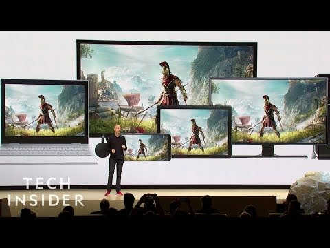 5 Minute summary of Stadia's features.