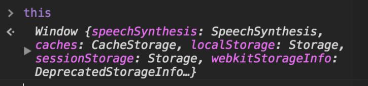 this keyword