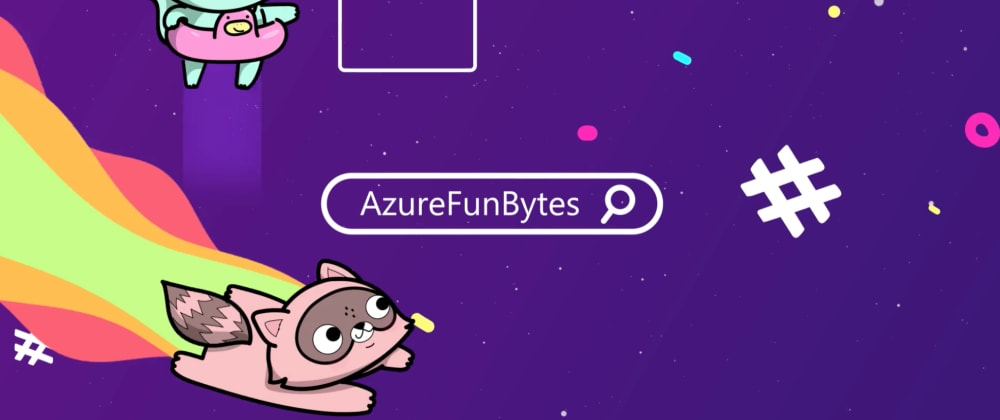 Cover image for AzureFunBytes Reminder March 4th -  Codespaces, and CLI with @bbenz