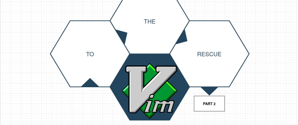 Vim to the rescue: Repetition Made Easy
