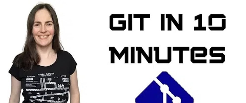 Cover image for Learn Git in 10 Minutes