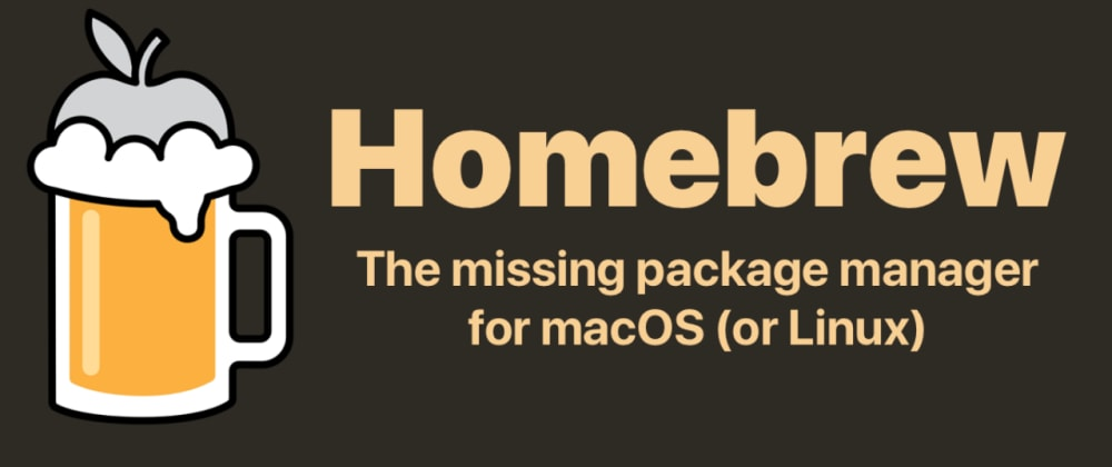 Cover image for Homebrew: Beginner's guide to installation and usage. Mac OS X