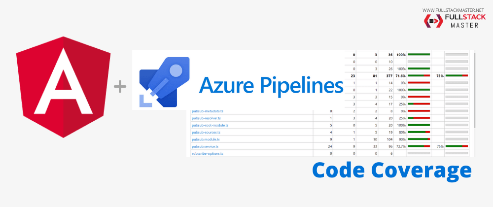 Cover image for Publishing Code Coverage in Azure CI Pipeline