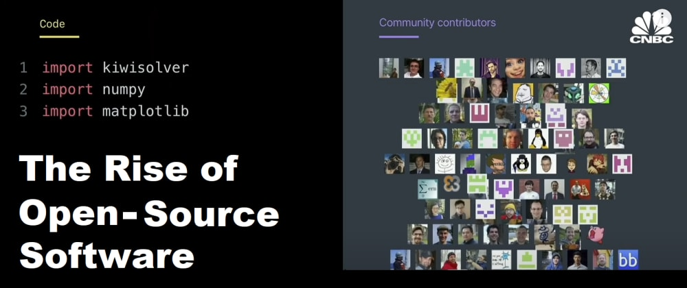 Cover image for The Rise of Open-Source Software