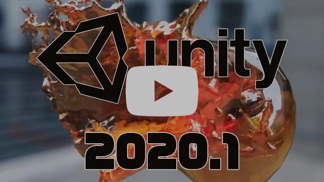 Unity 2020.1 Beta