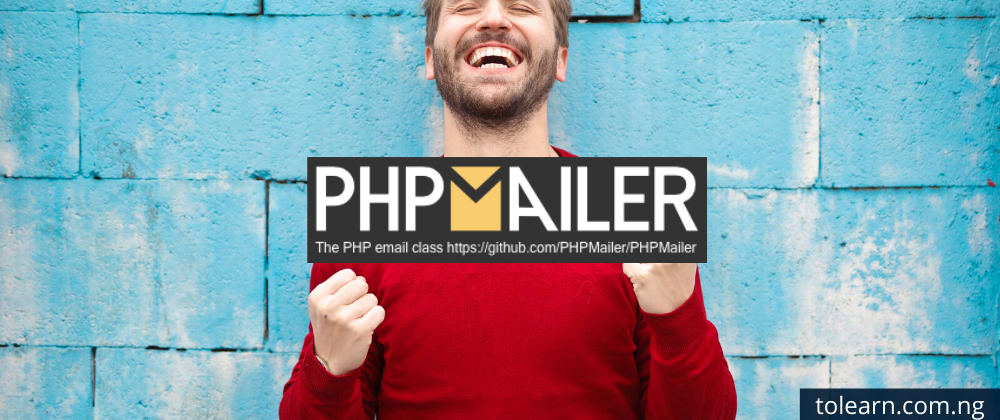 Cover image for PHPMailer: How to send Emails in PHP