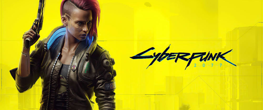 Cover Image for Creating Cyberpunk 2077 logo animation with GSAP