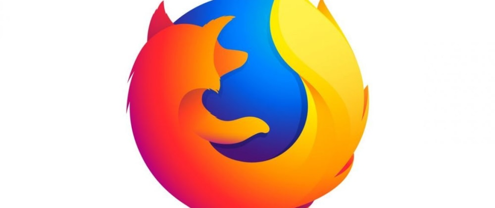 Cover image for I'm still using Firefox