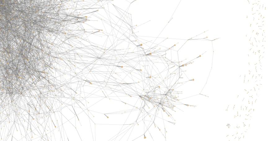 Galaxies of nodes