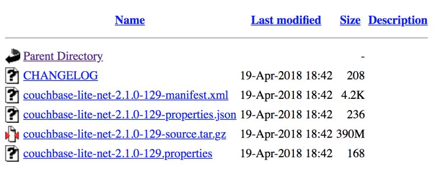 Server listing