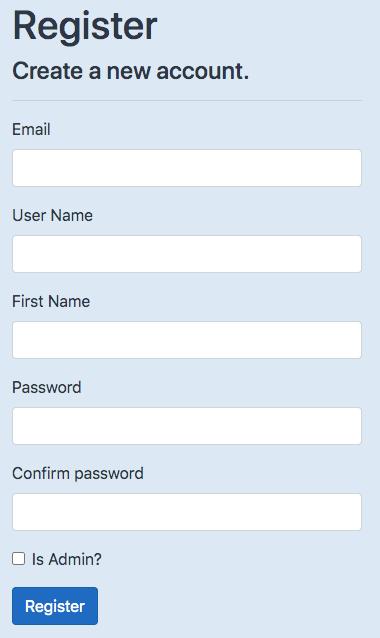 "Alt ""Extended identity user registration page"""
