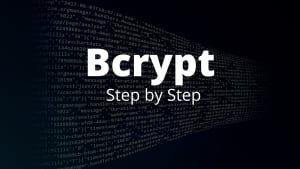 Bcrypt Step by Step