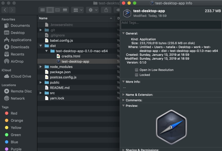 Building a Desktop App with Vue: NW js