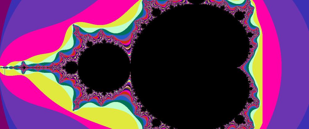 Cover image for Mandelbrot Set in JS