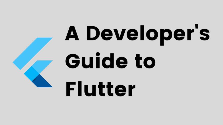 flutter tutorial for beginners