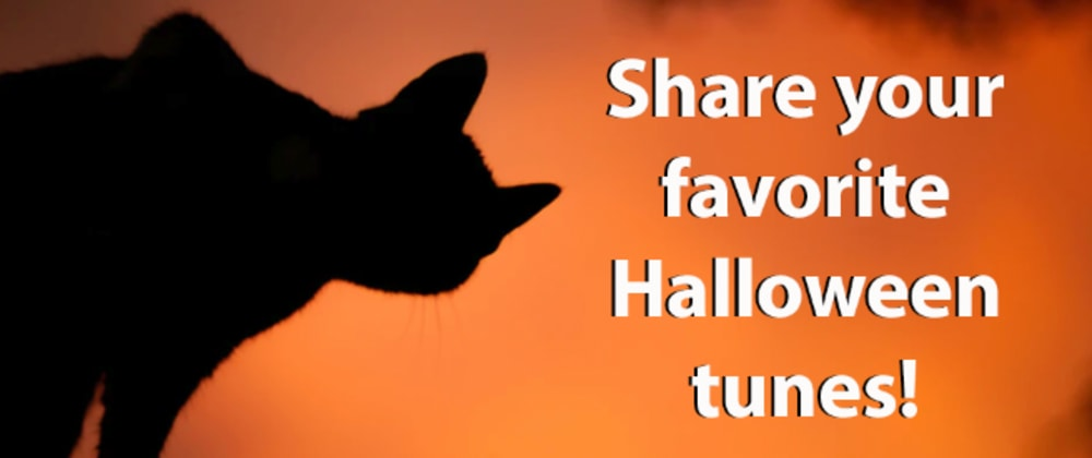 Cover image for Share your favorite Halloween tunes!