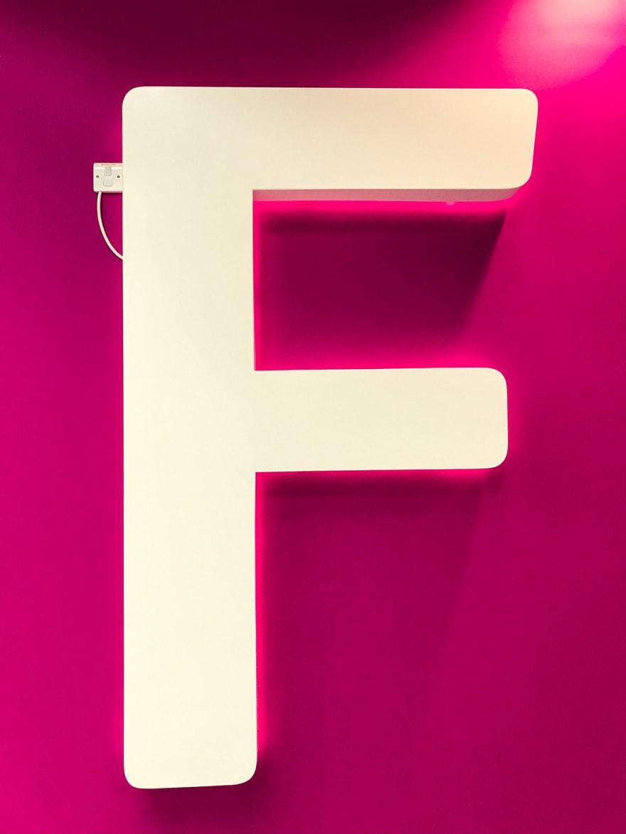 F Pattern Design