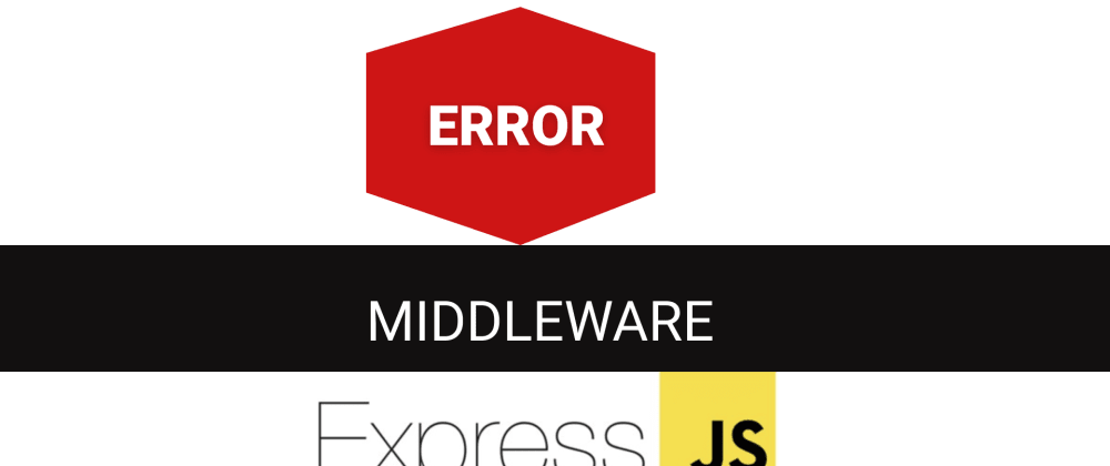 Cover image for Central Error Handling in Express