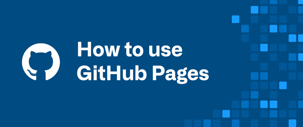 Cover image for How to use GitHub Pages to host your website, even with multiple repos