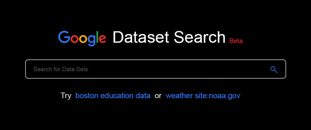 Cover image for Google's 25 million Datasets - A Perfect Gift for Aspiring Data Scientists