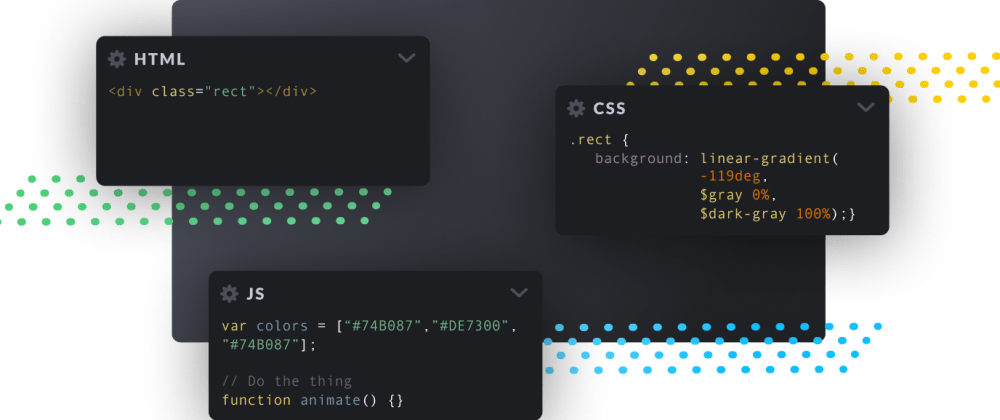 Cover image for Free Online Code Playground for html, css & javascript