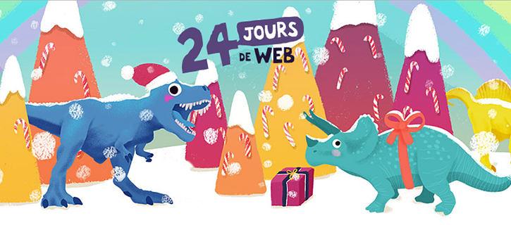 24 Jours de Web