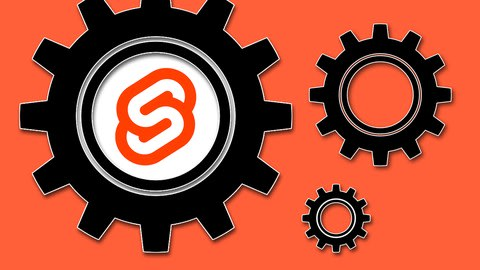 Svelte.js - The Complete Guide (incl. Sapper.js) Image